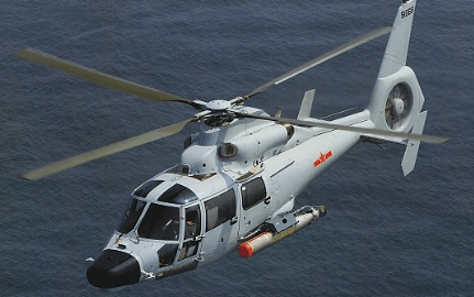 Z-9EC helicopter