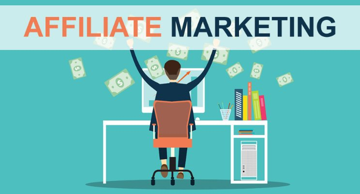 Affiliate or Referral Marketing